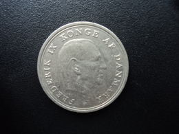 DANEMARK : 1 KRONE  1970 (h) C ; S    KM 851.1   SUP - Denmark