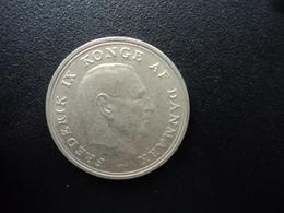 DANEMARK : 1 KRONE  1971 (h) C ; S    KM 851.1   SUP - Denmark