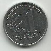 Paraguay 1 Guarani 1988. - Paraguay