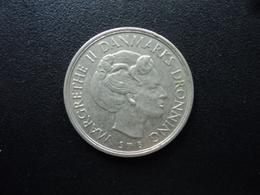 DANEMARK : 1 KRONE  1976 (h) S ; B    KM 862.1    SUP - Denmark