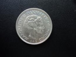 DANEMARK : 1 KRONE  1977 (h) S ; B    KM 862.1    SUP - Denmark