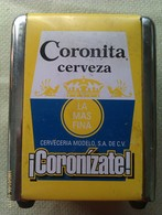 Servilletero Cerveza Coronita. Méjico - Servilletas Publicitarias