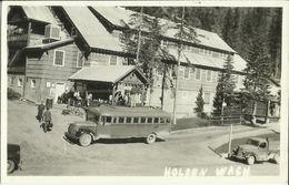 Washington - Holden Village - RPPC - United States