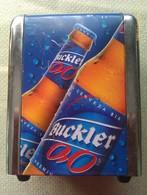 Servilletero Cerveza Buckler 0,0. España - Serviettes Publicitaires