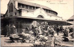 44 NANTES - La Poissonnerie (marché) - Nantes