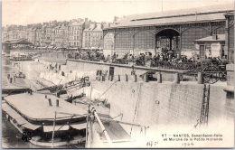 44 NANTES - Le Marché De La Petite Hollande - Nantes