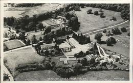 61092058 London Beaulieu Abbey From The Air Fliegeraufnahme / London - Londres
