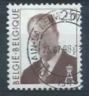"""BELGIQUE : Y&T (o) N° 2754 """"Albert II """" - Bélgica"""