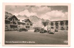 Galibier - Lautaret - Hotels - Automobiles -  CPSM ° - Frankrijk