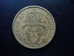 DANEMARK : 2 KRONER  1925 (h) HCN ; GJ    KM 825.1   TTB - Denmark