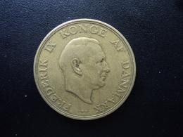 DANEMARK : 2 KRONER  1952 (h) N ; S    KM 838.1    TTB - Denmark