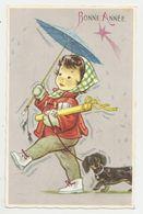 Carte Illustrateur, Bonne Année (235) - New Year