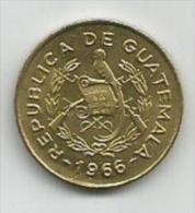 Guatemala 1 Centavo 1966. KM#265 High Grade - Guatemala