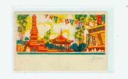 Japan. Card Red Star Line - Japon