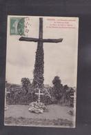 55 MEUSE, VERDUN, Le Cimetière Militaire, La Croix En Bois - Verdun