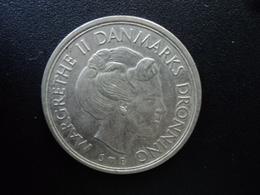 DANEMARK : 5 KRONER  1975 (h) S ; B    KM 863.1   SUP - Denmark