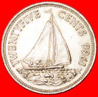 √ GREAT BRITAIN* BAHAMAS ★ 25 CENTS 1966 SHIP! LOW START ★  NO RESERVE! - Bahamas