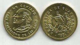 Guatemala 1 Centavo 1994. High Grade - Guatemala
