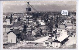 L ECHELLE- TELEFERIQUE DU SALEVE- LE JURA - France