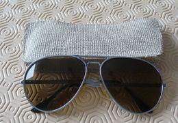 Paire De Lunettes De Soleil Des 70's - Vintage - Sun Glasses