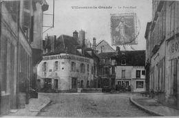 Villenauxe La Grande : Le Pont Neuf - France