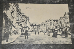 1934    Namur    Place D'Armes   1910 - Namur