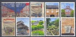 Japan - World Heritage The Third Series N°8 2015 - 1989-... Emperador Akihito (Era Heisei)