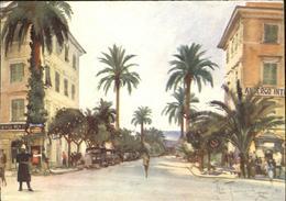 11490945 Nervi Viale Delle Palme Genova - Italy