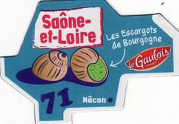 Magnet Le Gaulois Depart'aimant 71 Version 2014 - Advertising