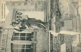 87 SAINT SORNIN LEULAC / Statue De La République / - France