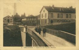 88 BRUYERES / Casernes Des Gardes Mobiles - Bruyeres