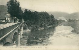 88 SAINT ETIENNE LES REMIREMONT / Vue Sur La Moselle / - Saint Etienne De Remiremont