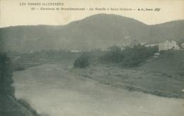 88 SAINT ETIENNE LES REMIREMONT / La Moselle  à Saint Etienne / - Saint Etienne De Remiremont
