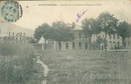 88 SAINT ETIENNE LES REMIREMONT / Quartier Du 5ème Bataillon De Chasseurs à Pied / - Saint Etienne De Remiremont