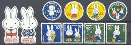 Japan - Sanryo Greetings Stamps 2016 - 1989-... Emperador Akihito (Era Heisei)
