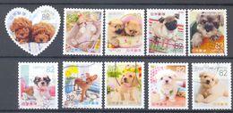 Japan - Familiar Animals Series N°1 2015 - 1989-... Emperador Akihito (Era Heisei)