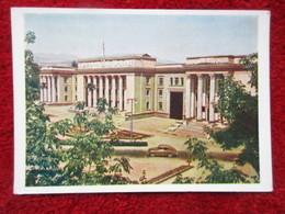 Stalinabad - Maison Du Gouvernement - Tadjikistan
