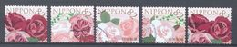 Japan - Greetings Stamps Flowers In Daily Life 2016 - 1989-... Emperador Akihito (Era Heisei)
