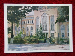 Stalinabad - Université - Tajikistan