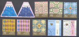 Japan - Traditional Japanese Design Series N°1 2016 - 1989-... Emperador Akihito (Era Heisei)
