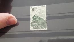 LOT 393486 TIMBRE DE FRANCE NEUF** N°176 VALEUR 10 EUROS - Paketmarken