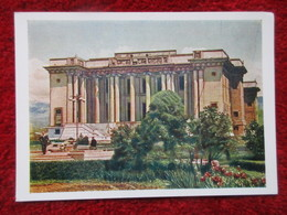 Stalinabad - Théatre D'Opéra Et De Ballet - Tajikistan