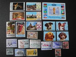 Stamps Of The World: Liberia - Liberia
