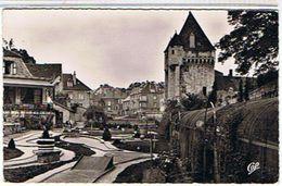 58.  .NEVERS LE GOLF  MINIATURE  DE L' Auberge (( PORTE DU CROUX ))  CPSM   TBE - Nevers