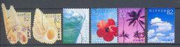 Japan - Greetings Stamps Summer 2016 - 1989-... Emperador Akihito (Era Heisei)