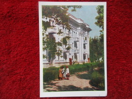 Stalinabad - Immeuble D'habitation. Rue Lénine - Tajikistan