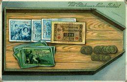 Chance Vœux De Bonne Année - Cartes Postales