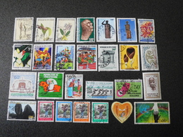 Stamps Of The World: Ivory Coast / Côte D'Ivoire - Liberia