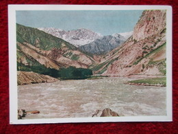 Stalinabad - La Vallée De La Rivière Varzob - Tadjikistan