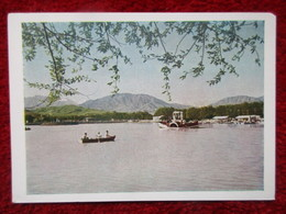 Stalinabad - Lac Komsomolskoé - Tajikistan